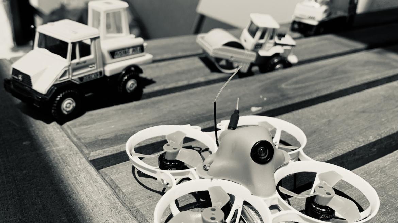 Drón tesztek